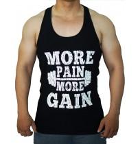 Áo 3 lỗ - More pain more gain