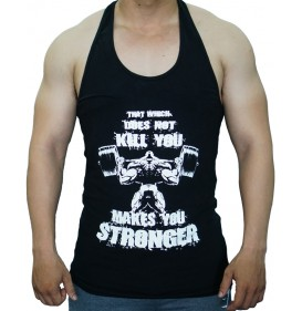Áo 3 lỗ - That which does not kill you makes you stronger